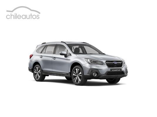 2019 Subaru Outback 2.0D CVT Auto Premium 4WD