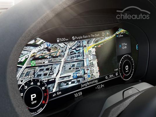 2019 Audi A3 1.4 35 TFSI Stronic Auto Sportback