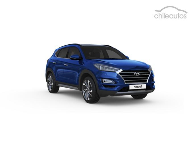 2019 Hyundai Tucson 2.0 CRDI Auto Plus