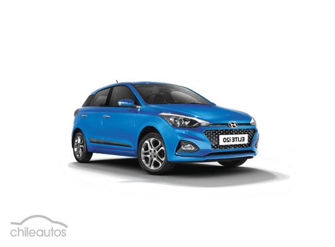 2019 Hyundai I20 1.4 Auto Value