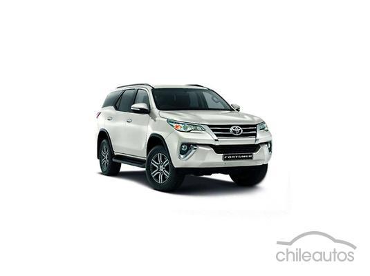 2019 Toyota Fortuner 2.7 Auto SRV 4WD