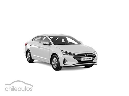 2019 Hyundai Elantra 1.6 SEL
