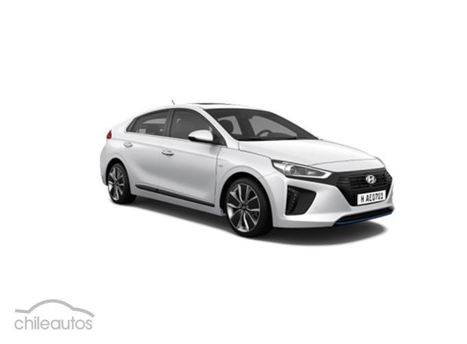 2019 Hyundai Ioniq 1.6 Hybrid HEV Auto GLS