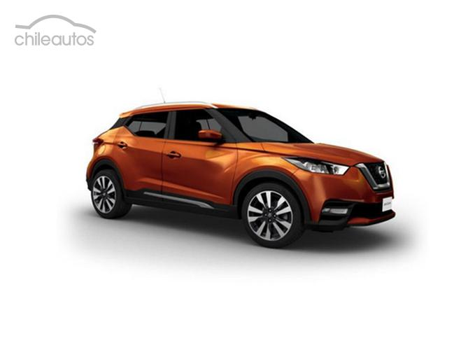2019 Nissan Kicks 1.6 CVT Auto Advance