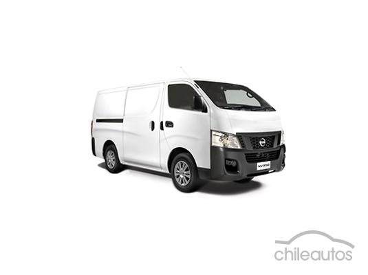 2019 Nissan NV350 Urvan 2.5 Manual Wide S-Long Cargo