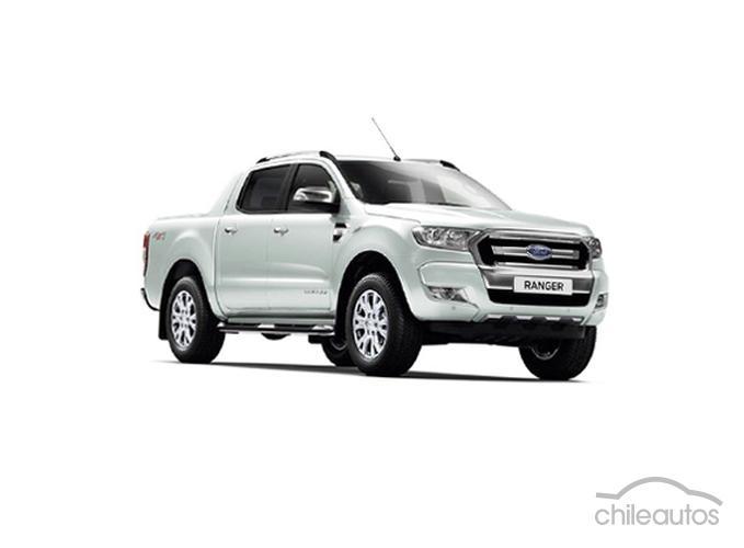2019 Ford Ranger 3.2 DSL XLT 4WD