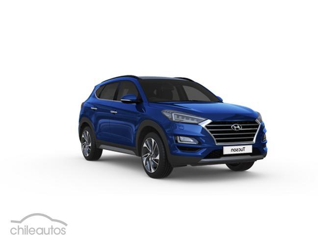 2019 Hyundai Tucson 2.0 CRDI Auto Limited 4WD