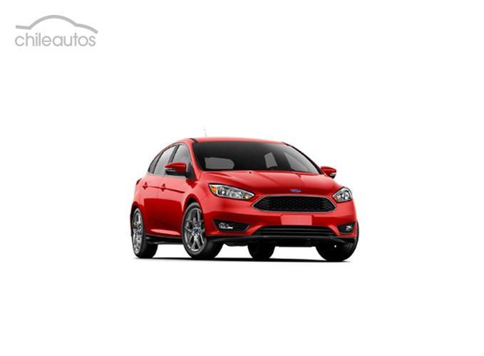 2019 Ford Focus 2.0 SE Power Shift Auto