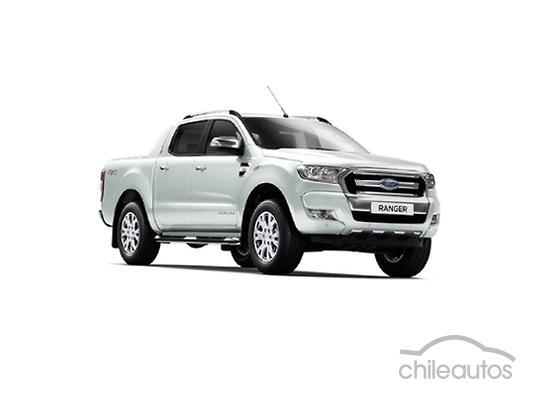 2019 Ford Ranger 3.2 DSL Auto XLT 4WD