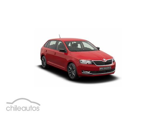 2019 SKODA Rapid 1.0 TSI Manual Ambiente Spaceback