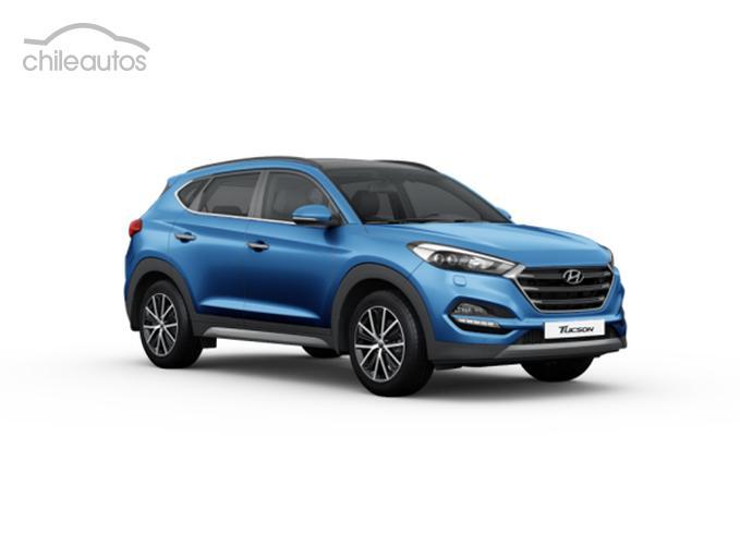 2019 Hyundai Tucson 2.0 Plus 4WD