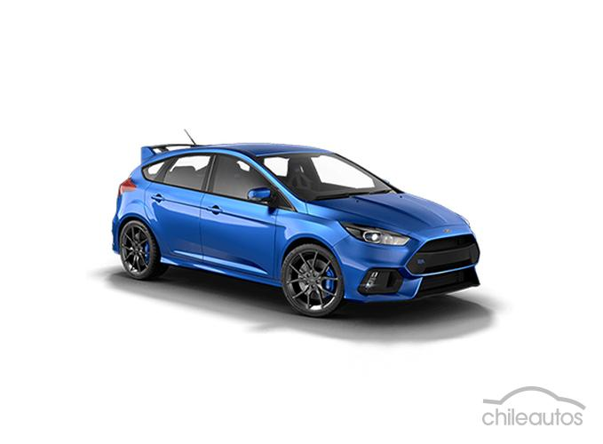 2019 Ford Focus 2.3 Ecoboost RS 4WD