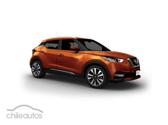 2019 Nissan Kicks 1.6 Manual Advance