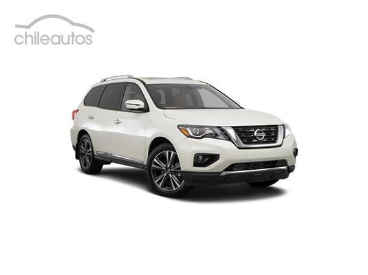 2019 Nissan Pathfinder 3.5 Exclusive CVT Auto 4WD