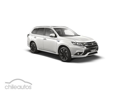 2019 Mitsubishi Outlander 2.0 Phev 4WD