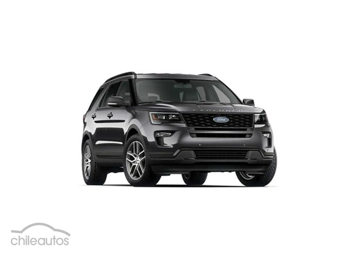 2019 Ford Explorer 2.3 Limited Ecoboost Auto
