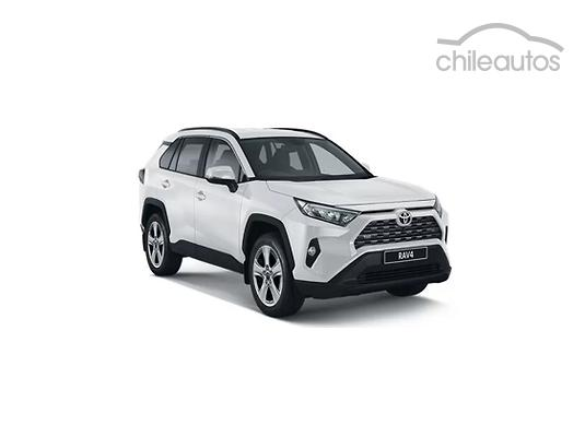 2019 Toyota Rav4 2.0 LE 4WD
