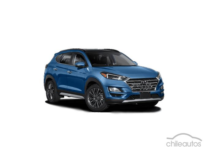 2019 Hyundai Tucson 2.0 Auto Plus