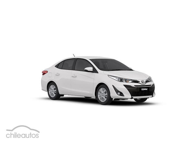 2019 Toyota Yaris 1.5 GLI