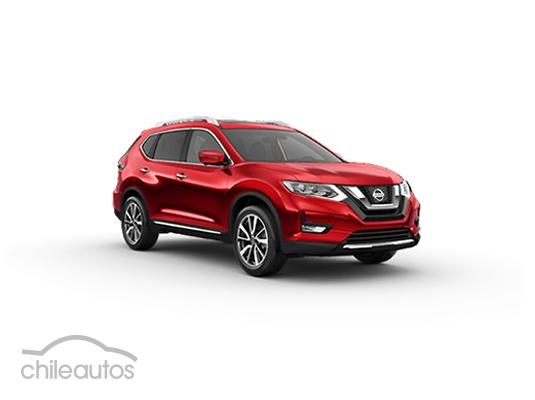 2019 Nissan X-Trail 2.5 CVT Auto Exclusive 4WD
