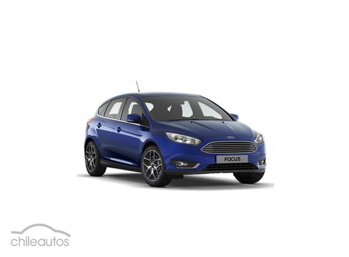 2019 Ford Focus 2.0 Titanium Power Shift Auto