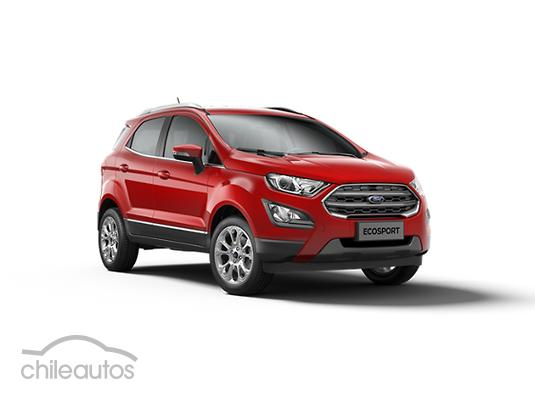 2019 Ford Ecosport 1.5 Manual Diesel SE