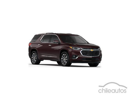 2019 Chevrolet Traverse 3.6 LT Auto