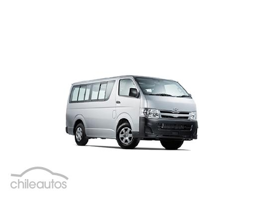 2019 Toyota Hiace 3.0 Manual Diesel Furgon
