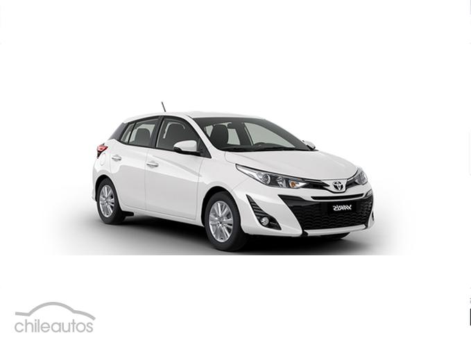 2019 Toyota Yaris 1.5 GLI CVT 5HB