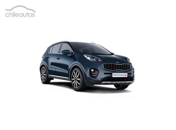 2019 Kia Sportage 2.0 GSL Auto GTL