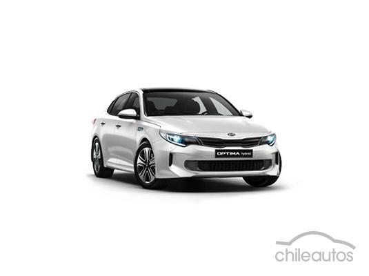 2019 Kia Optima 2.0 EX Hybrid Auto