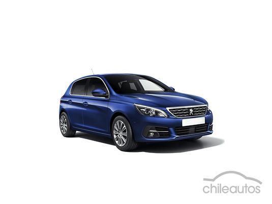 2019 Peugeot 308 1.5 BlueHDI 130 HP Manual Allure