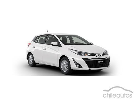 2019 Toyota Yaris 1.5 GLI 5HB