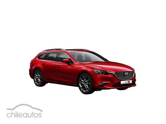2019 Mazda 6 2.2 Skyactiv-D GTX Auto