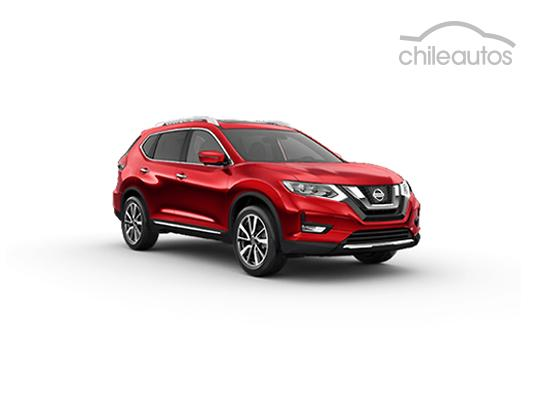 2019 Nissan X-Trail 2.5 CVT Auto Advance