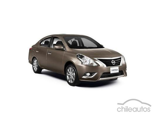2019 Nissan Versa 1.6 Manual Drive