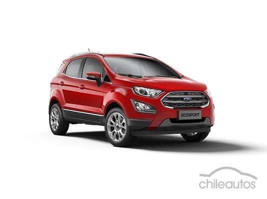 2019 Ford Ecosport 1.5 Manual SE