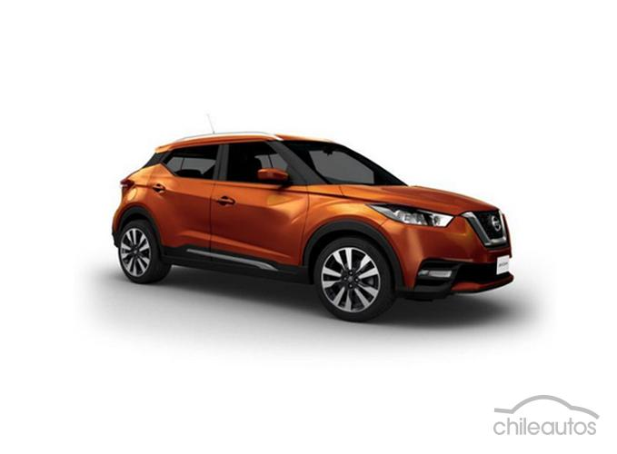 2019 Nissan Kicks 1.6 CVT Auto Exclusive