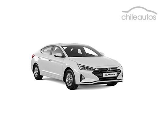 2019 Hyundai Elantra 1.6 Premium