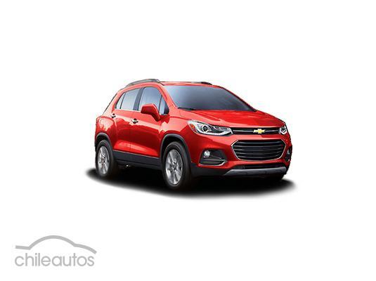 2019 Chevrolet Tracker 1.8 LT Auto 4WD
