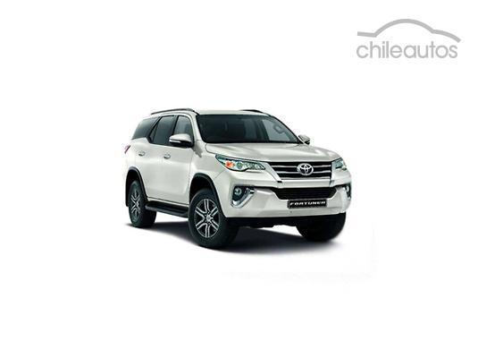 2019 Toyota Fortuner 2.7 Auto SRX