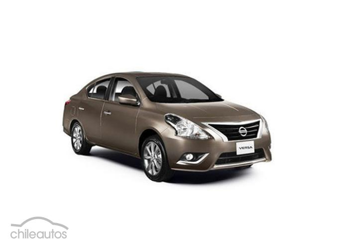 2019 Nissan Versa 1.6 Sense Auto