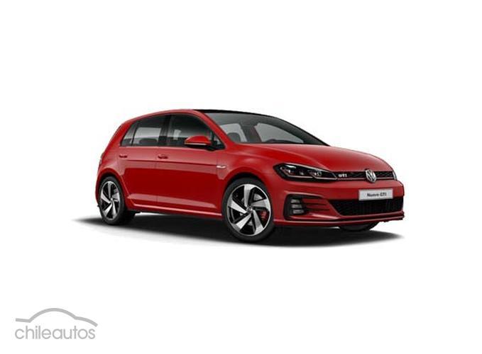 2019 Volkswagen Golf 2.0 TSI DSG Auto GTI