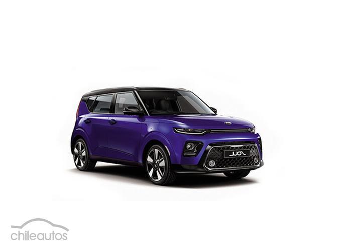 2019 Kia Soul 1.6 EX Auto