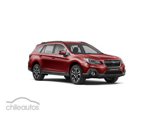 2019 Subaru Outback 2.0D Manual Dynamic 4WD