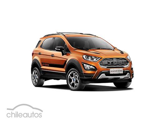 2019 Ford Ecosport 2.0 Storm Auto 4WD