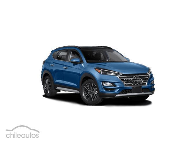 2019 Hyundai Tucson 2.0 Plus